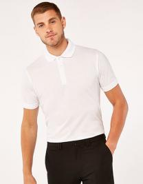 Men`s Klassic Slim Fit Polo Superwash