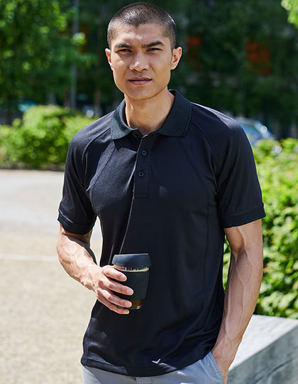 Coolweave Wicking Polo
